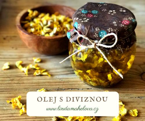 Olej s diviznou
